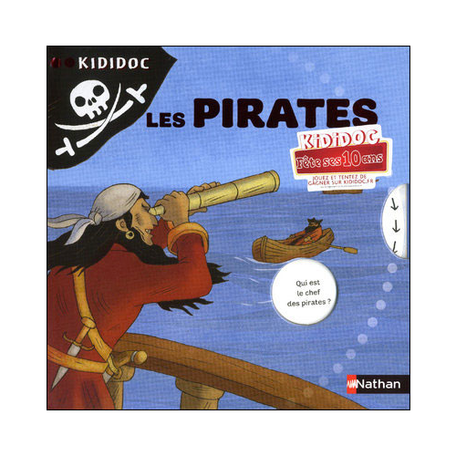 Les Pirates, Collection Kididoc